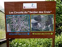 Sentier des Croix