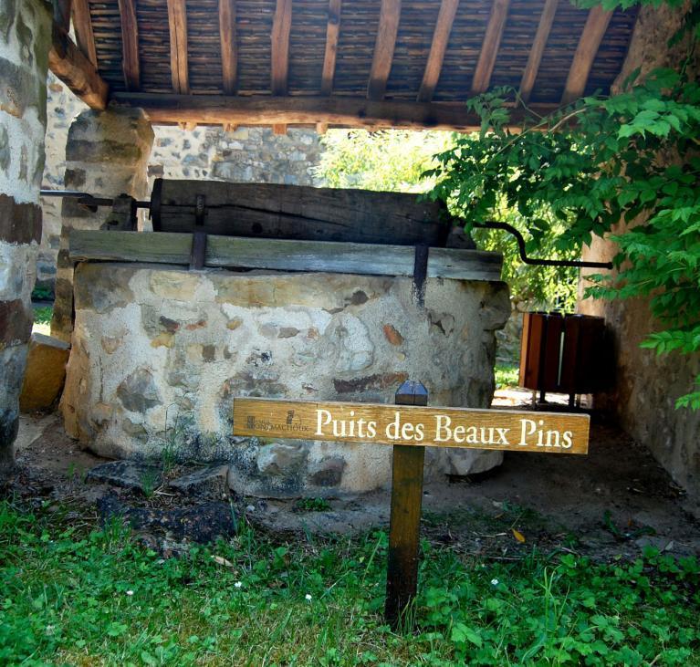 Bandeau Puits du Beau pin